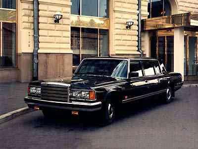 ЗИЛ 4104 лимузин 1985 - 2000 - описа…