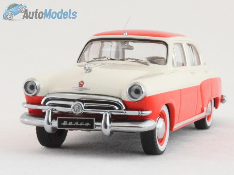 Модел� ав�омобиля ГАЗМ21Г Волга 1956