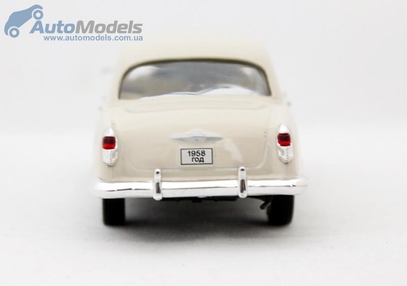 Модел� ав�омобиля ГАЗ М21И Волга