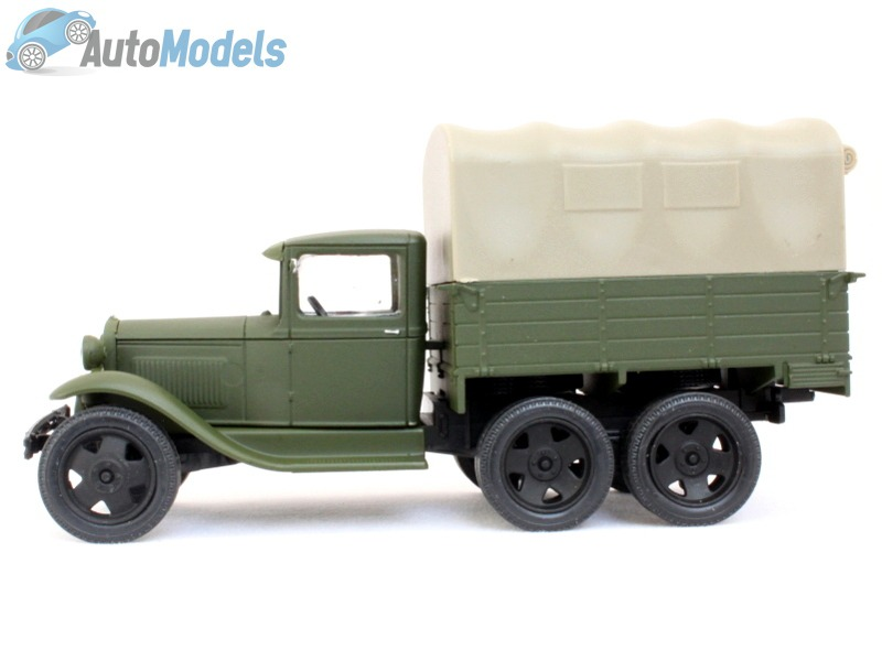 Модел� ав�омобиля ГАЗААА