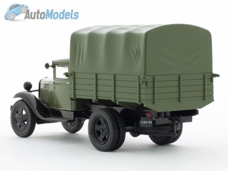 Модел� ав�омобиля ГАЗАА
