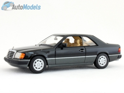 mercedes-benz-300-ce-24-coupe-1990-black-metallic-minichamps-400-037020