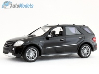 Mercedes-Benz ML63 AMG 2008