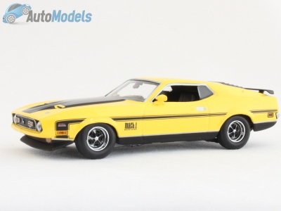 ford-mustang-mach-1-1971-grabber-yellow-minichamps-400-087120
