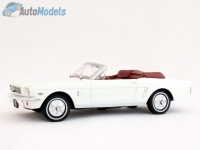 "Ford Mustang Convertible ""Goldfinger"" James Bond 007 Collection"