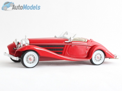 mercedes-540k-1936-red-altaya