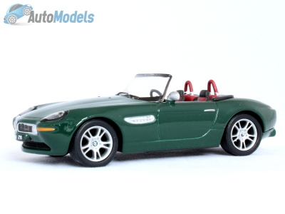 bmw-z8-roadster-green-cararama