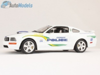 Ford Mustang GT Guaynabo City Puerto Rico Police 2006