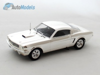 Ford Mustang Shelby 350 GT 1965 Chrome