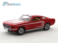 Ford Mustang Fastback 2+2 1967