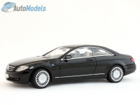 Mercedes-Benz CL Coupe 500 2006