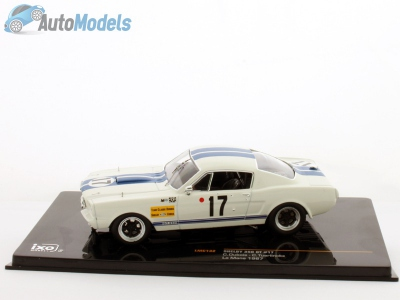 ford-mustang-shelby-gt-350r-1967-le-mans-24-hours-ixo-models