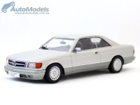 Mercedes-Benz 500 SEC (W126) COUPE
