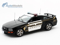 Ford Mustang GT USA Lancaster Police 2005