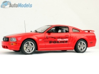 Ford Mustang GT USA Stallings Police 2005