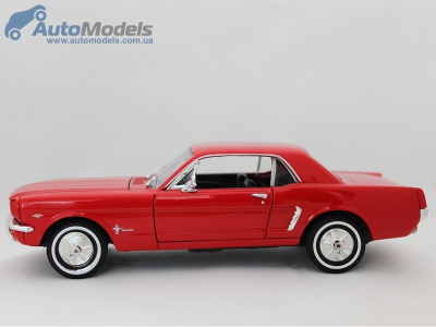 ford-mustang-1964-1-2-red-welly