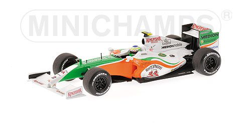 FORCE INDIA F1 TEAM GIANCARLO  FISICHELLA