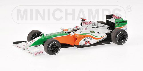 FORCE INDIA F1 TEAM  ADRIAN SUTIL