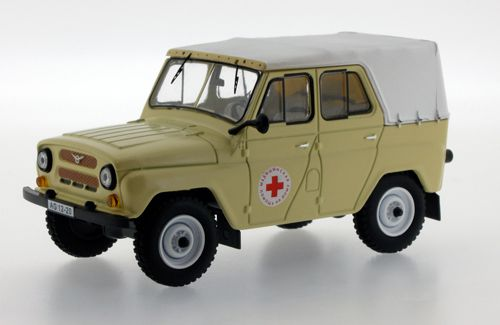 UAZ 469 Russian Medical Services