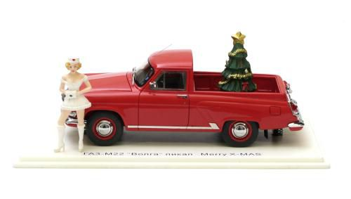VOLGA M22 Pick Up X-mas edition