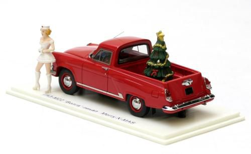 NEO VOLGA M22 Pick Up X-mas edition
