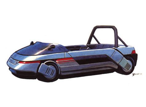 Italdesign Machimoto (Италдизайн Макимото)