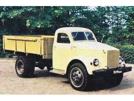 На базе грузового автомобиля ГАЗ-5…