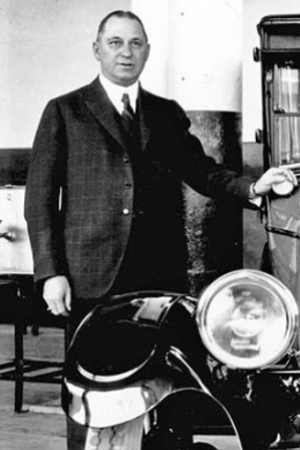 портрет Walter Percy Chrysler